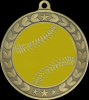 Illusion Medals -Softball Illusion Medal Awards