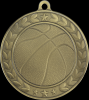 Illusion Medals -Basketball Illusion Medal Awards