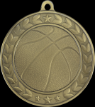 Illusion Medals -Basketball Basketball Trophy Awards